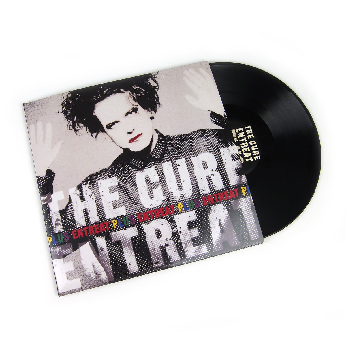 The Cure: Entreat Plus (180g) Vinyl 2LP