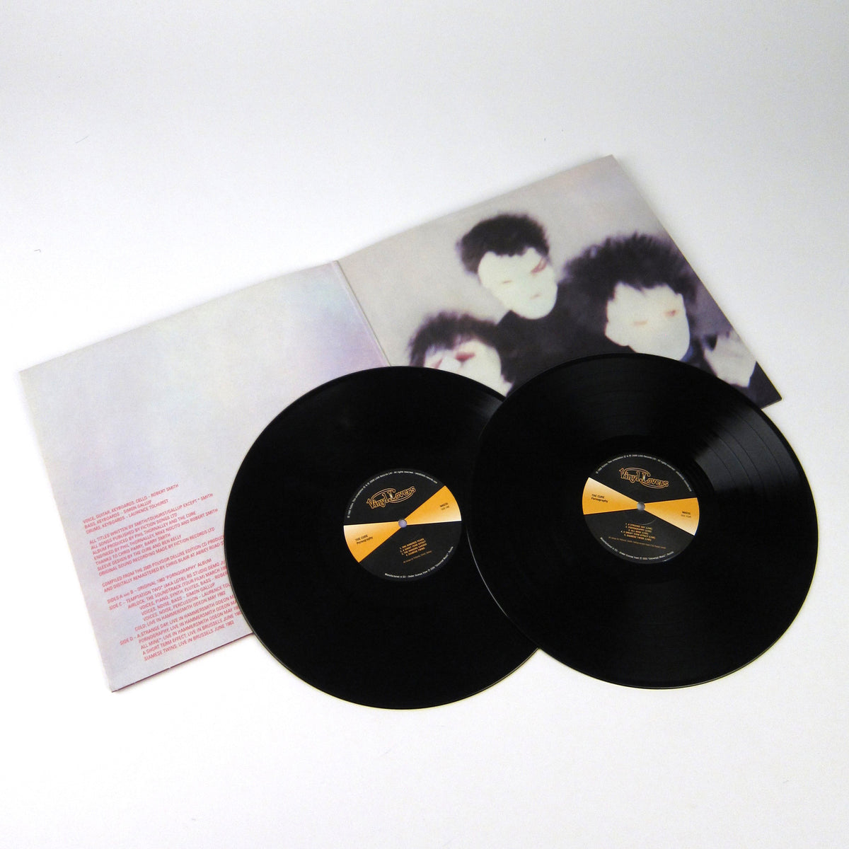 The Cure: Pornography (Import 180g) Vinyl 2LP