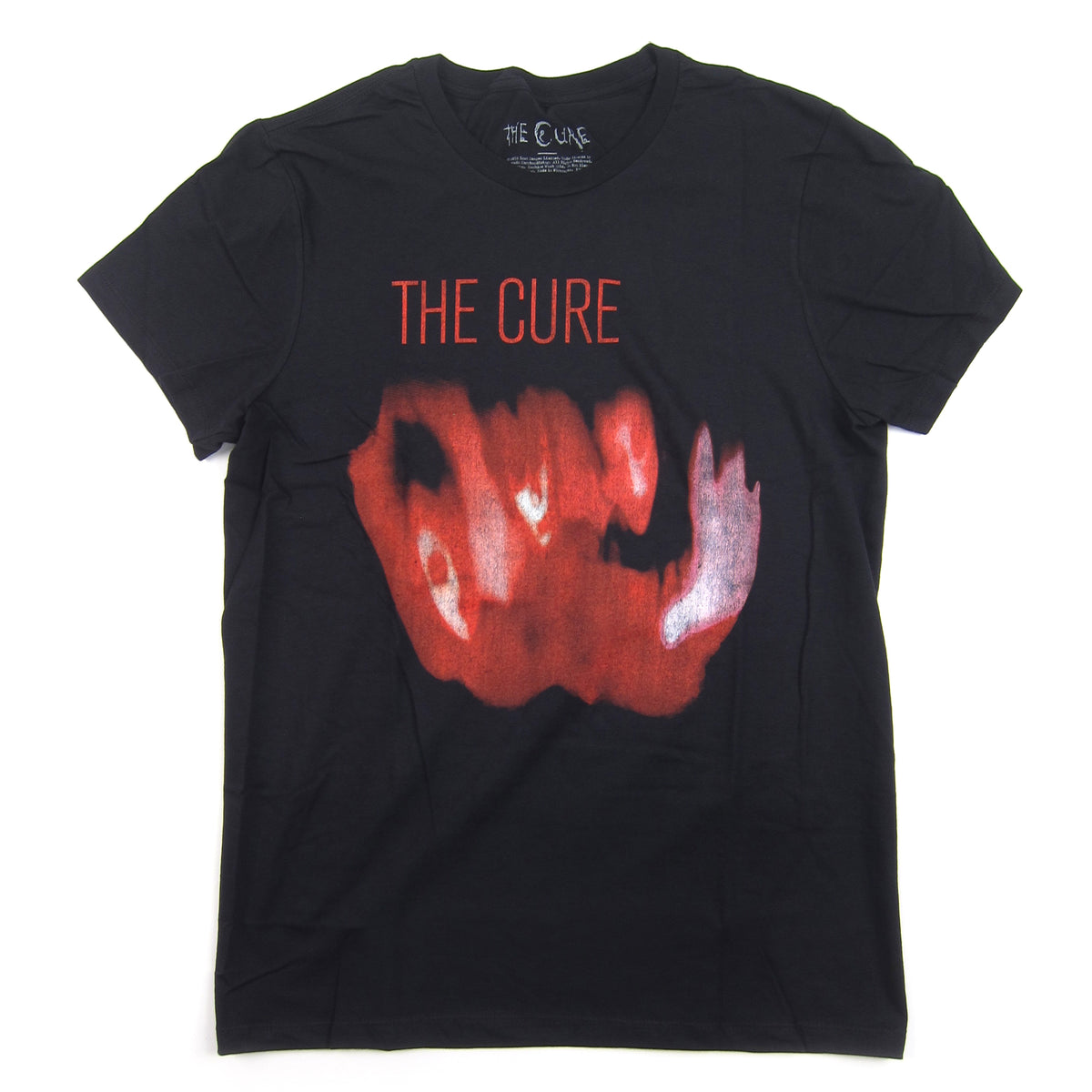 The Cure: Pornography Shirt - Black