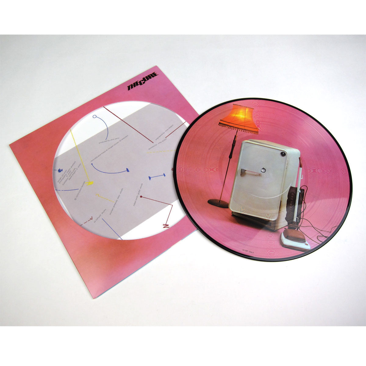 The Cure: Three Imaginary Boys (Pic Disc) Vinyl LP