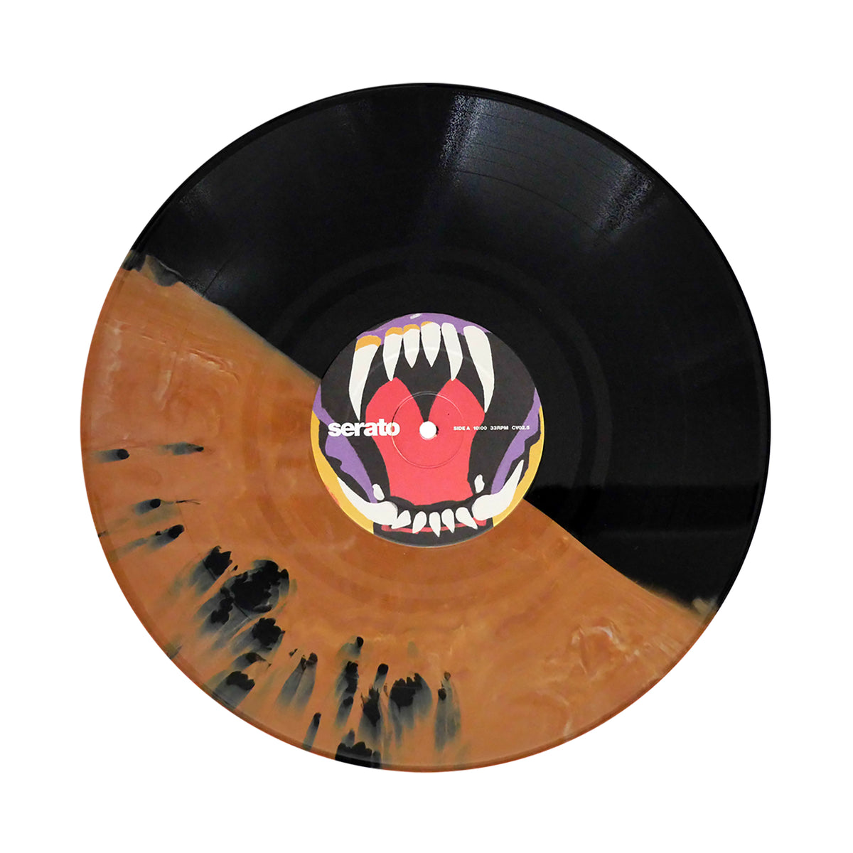 Serato: Cursed CV 2 - Fangs Under The Full Moon! (Colored Vinyl) Vinyl 2LP