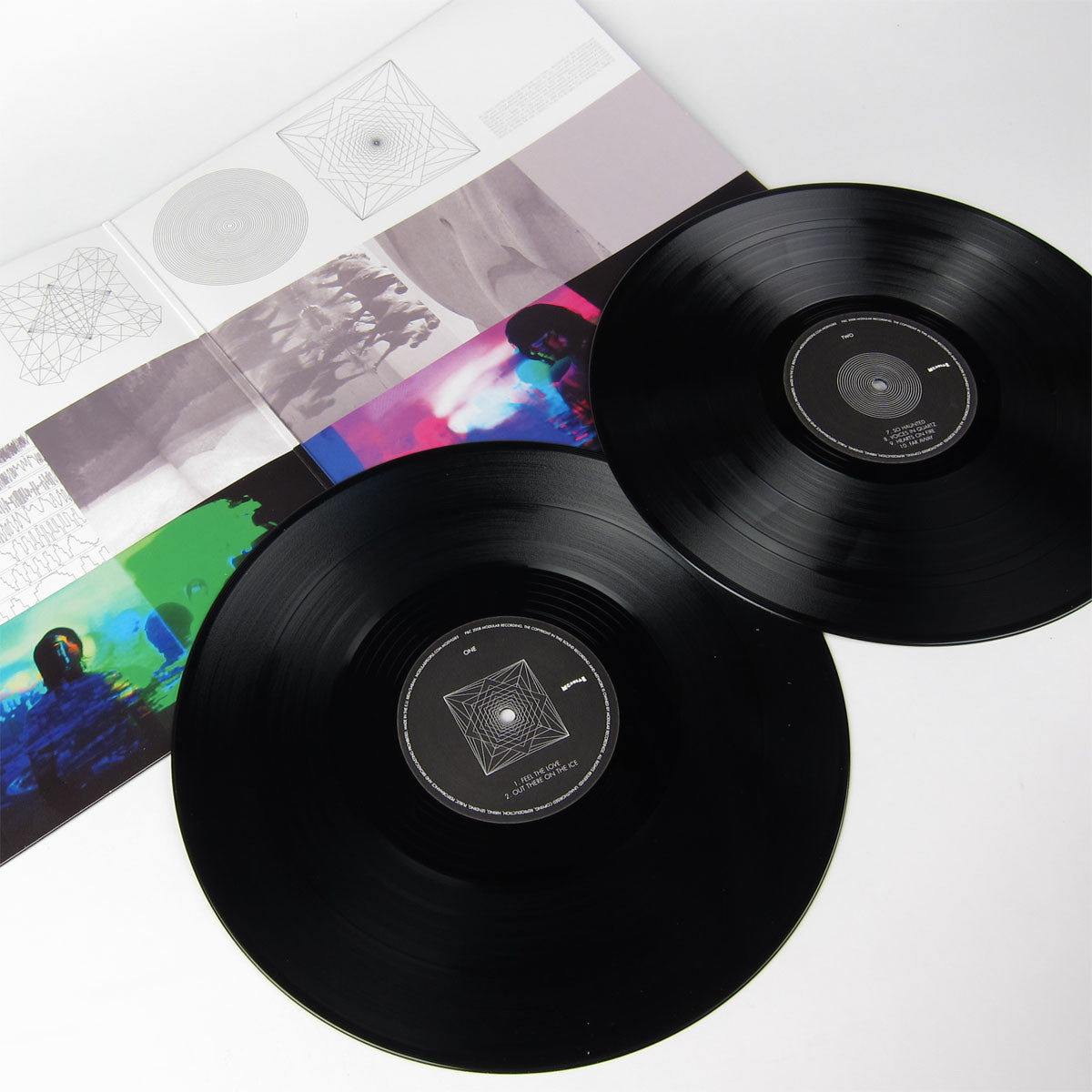 Cut Copy: In Ghost Colours (Free MP3) Vinyl 2LP detail