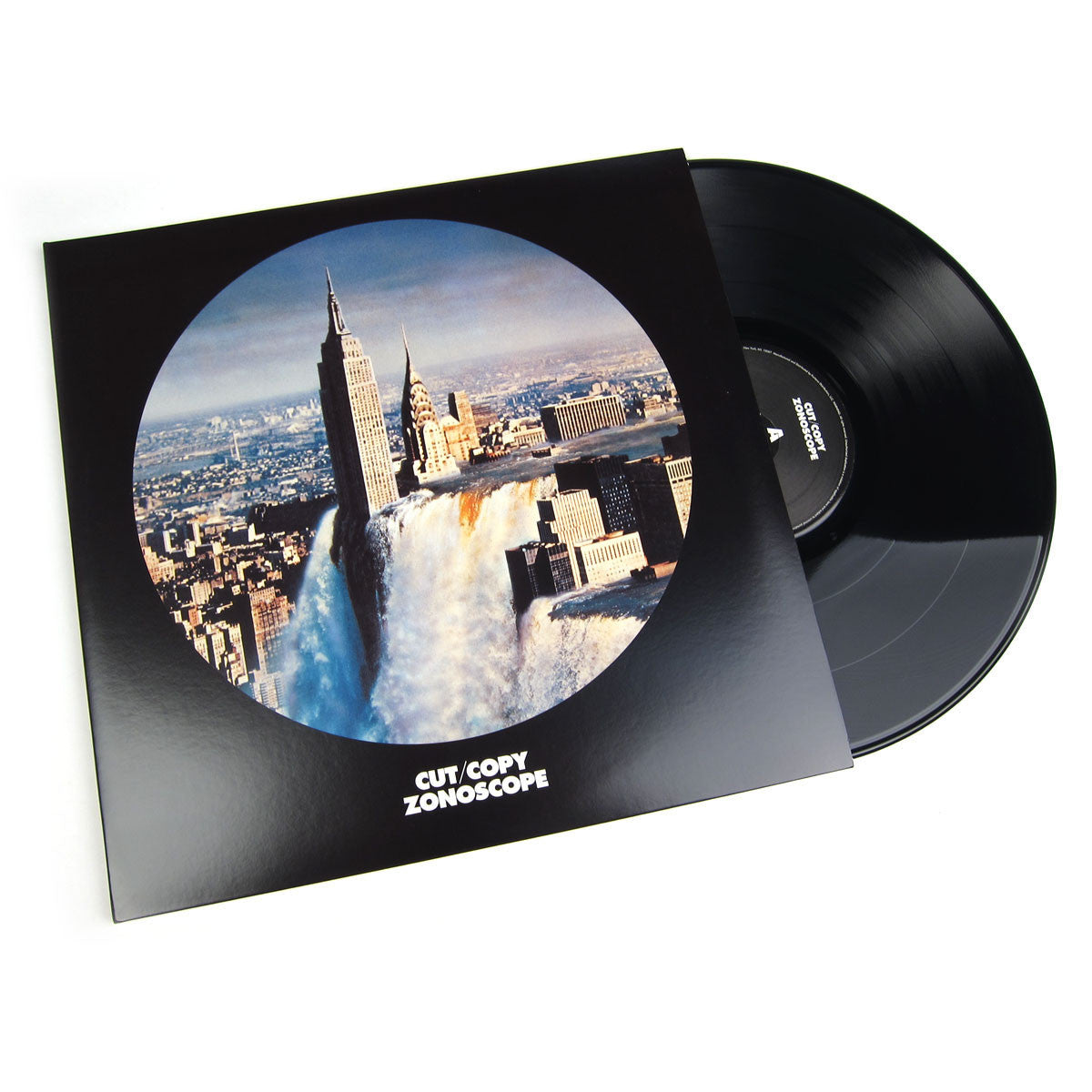 Cut Copy: Zonoscope Vinyl 2LP