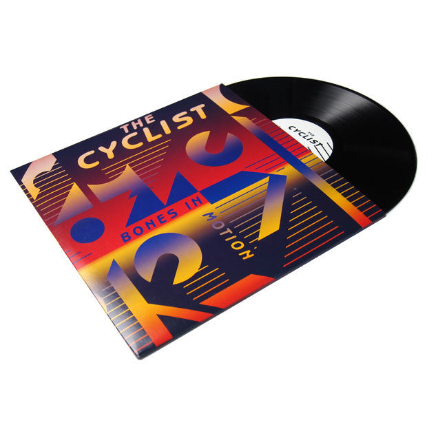 The Cyclist : Bones in Motion (Free MP3) 2LP