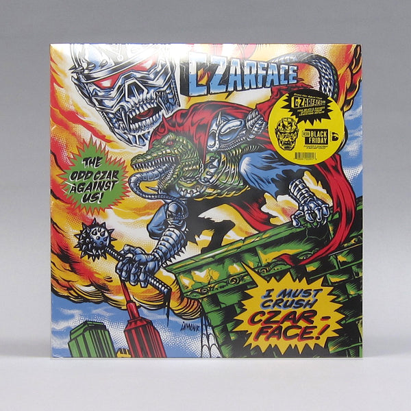 Czarface: The Odd Czar Against Us (Colored Vinyl) Vinyl LP (Record Store Day)