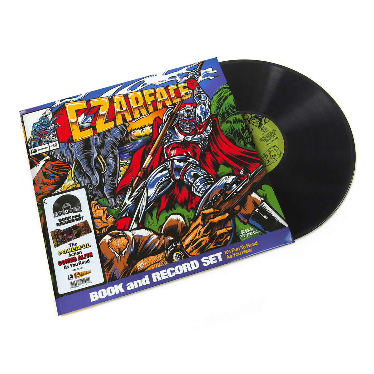 Czarface: Double Dose Of Danger Vinyl LP (Record Store Day)