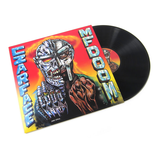 Czarface / MF Doom: Czarface Meets Metal Face Vinyl LP
