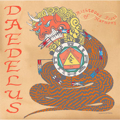 Daedelus: Righteous Fists Of Harmony LP