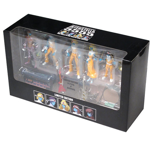 Daft Punk: Interstella 5555 Limited Edition Action Figures