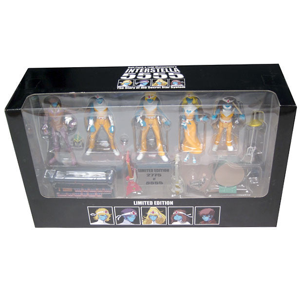Daft Punk: Interstella 5555 Limited Edition Action Figures 2