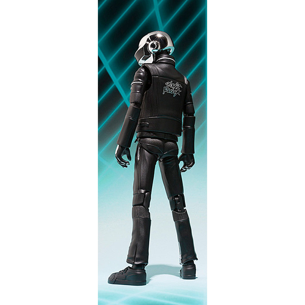 Bandai Japan: Daft Punk Thomas Bangalter SH Figuarts Action Figure back