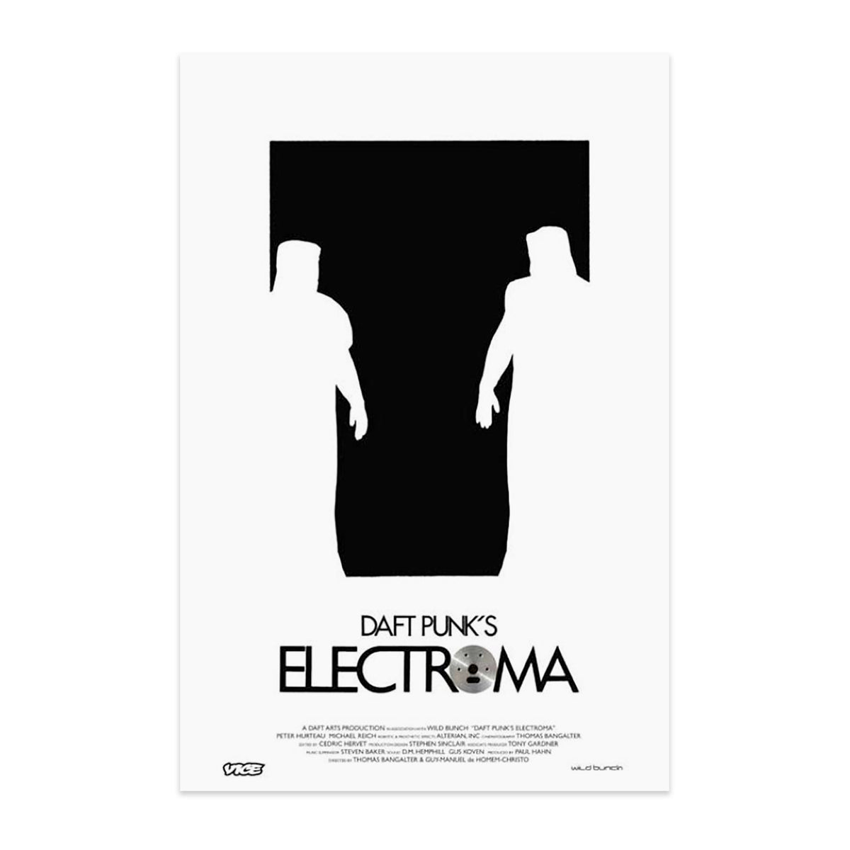 Daft Punk: Electroma Poster - Deadstock