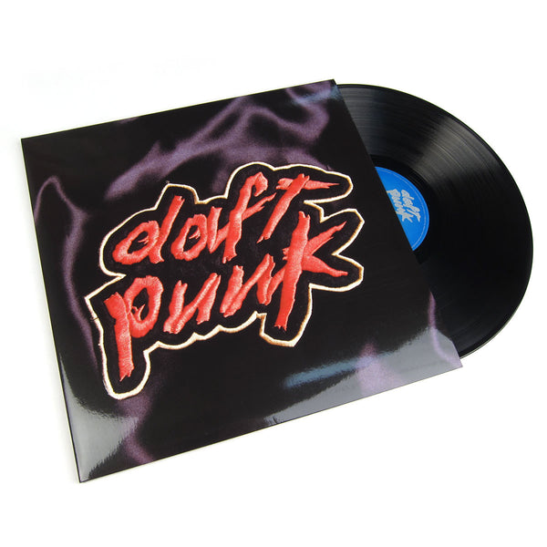 Daft Punk: Homework Vinyl 2LP
