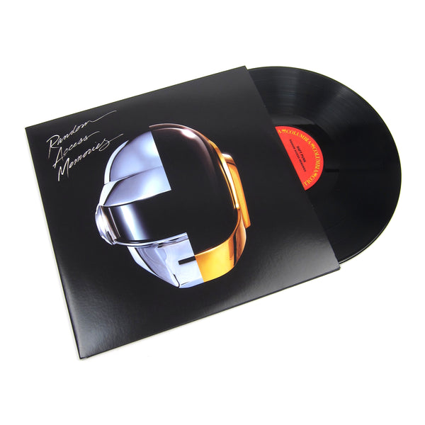 Daft Punk: Random Access Memories (180g) Vinyl 2LP