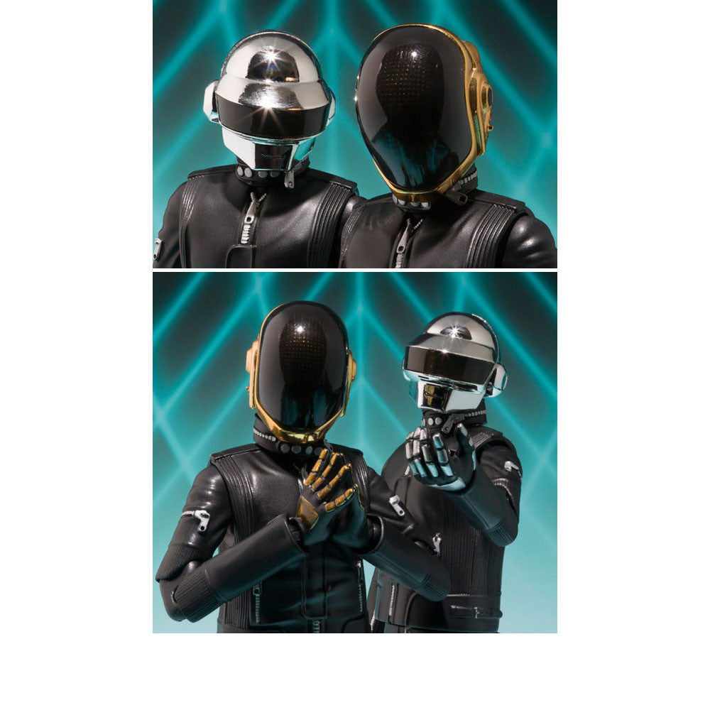 Bandai Japan: Daft Punk Figuarts Action Figure Set detail