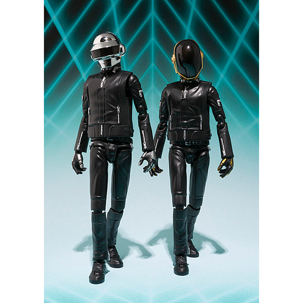 Bandai Japan: Daft Punk Thomas Bangalter SH Figuarts Action Figure set