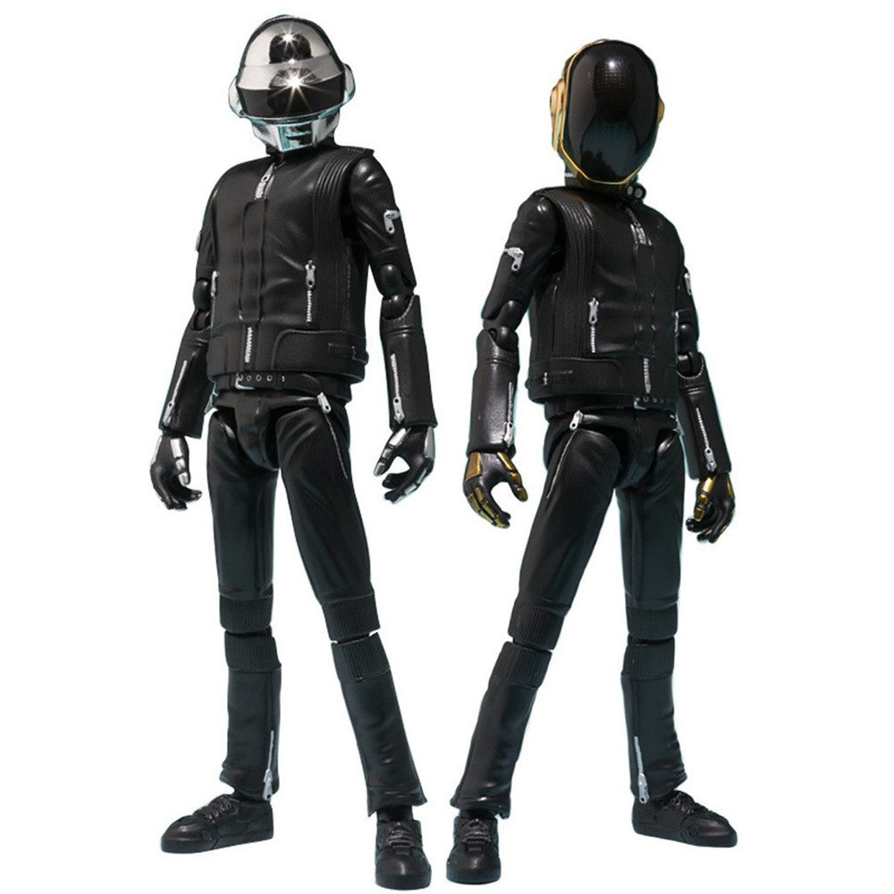 Bandai Japan: Daft Punk Figuarts Action Figure Set
