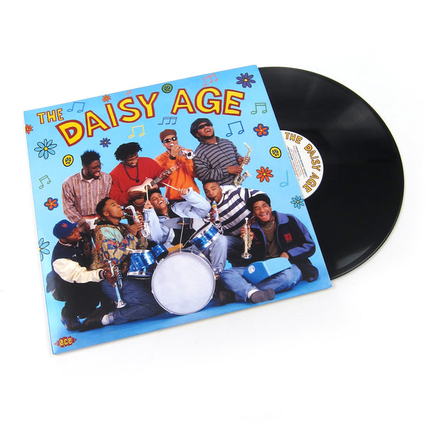 Ace Records: Daisy Age (Native Tongues De La Soul, ATCQ) Vinyl 2LP