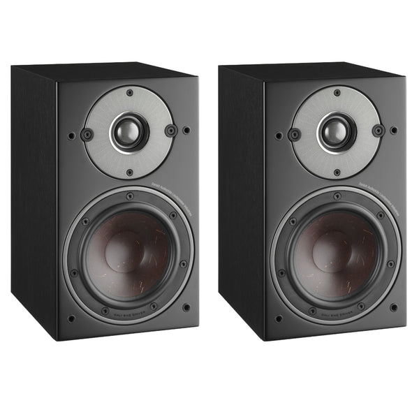 Dali: Oberon 1 Passive Bookshelf Speakers - Black (Pair)