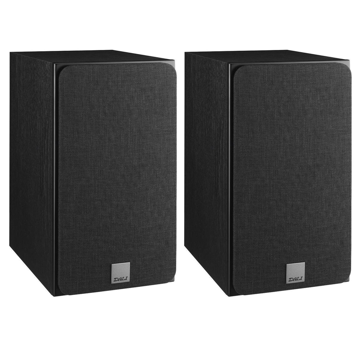 Dali: Oberon 3 Passive Bookshelf Speakers - Black (Pair)