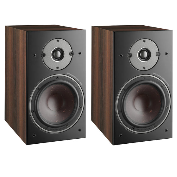 Dali: Oberon 3 Passive Bookshelf Speakers - Dark Walnut (Pair)