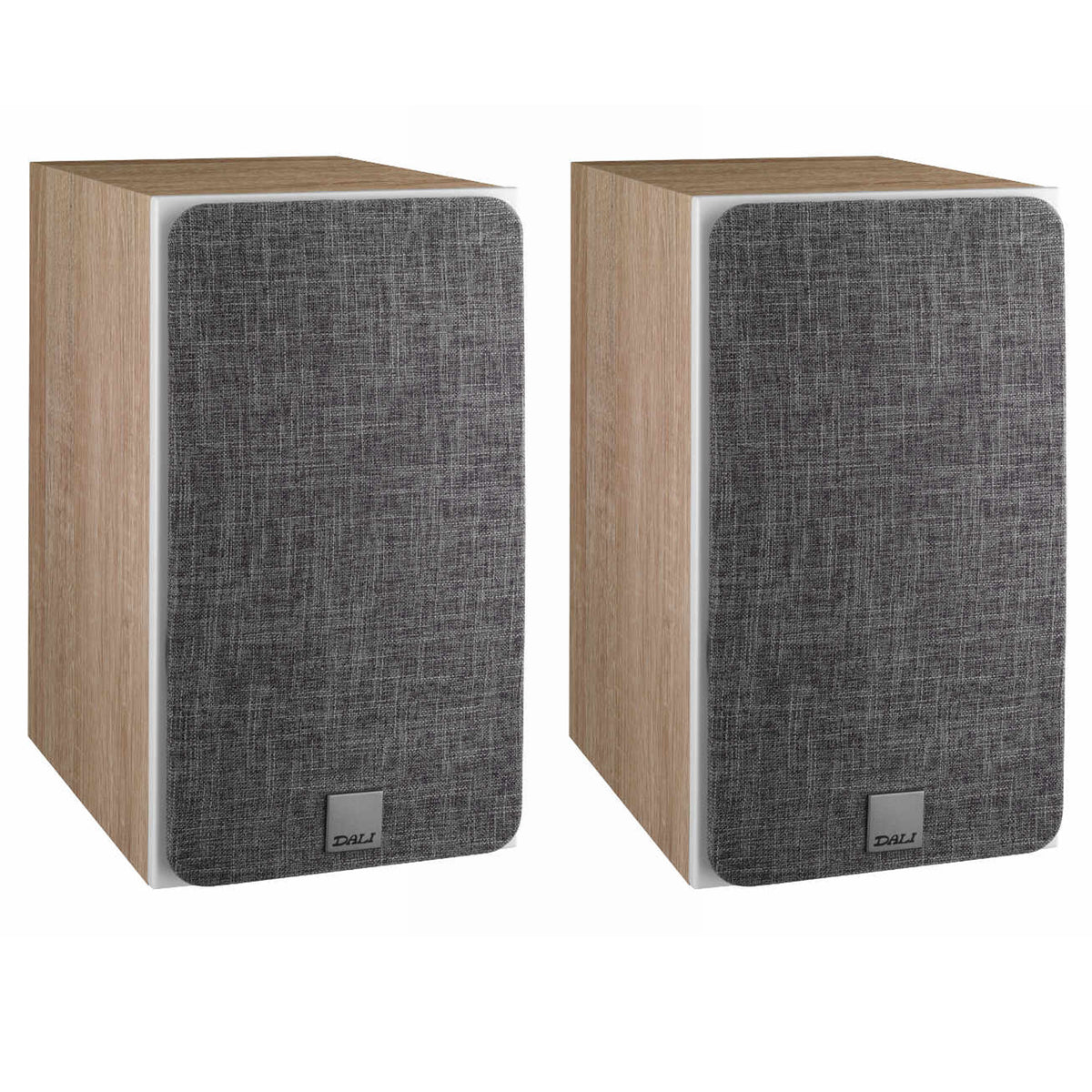 Dali: Oberon 3 Passive Bookshelf Speakers - Light Oak (Pair)