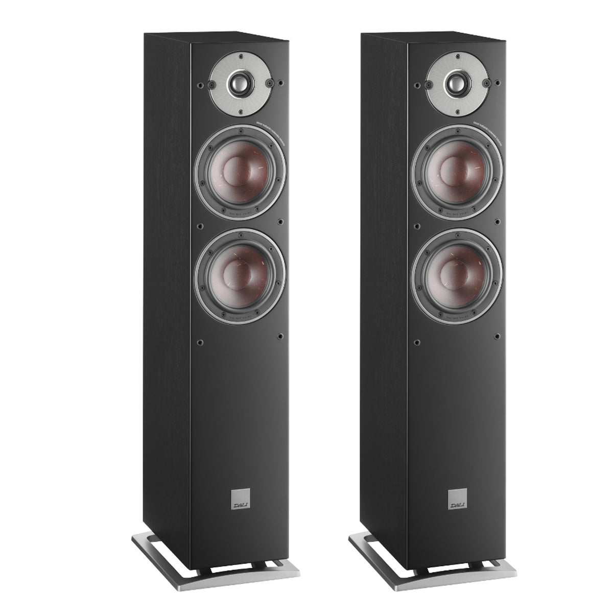 Dali: Oberon 5 Passive Floorstanding Speakers - Black (Pair)