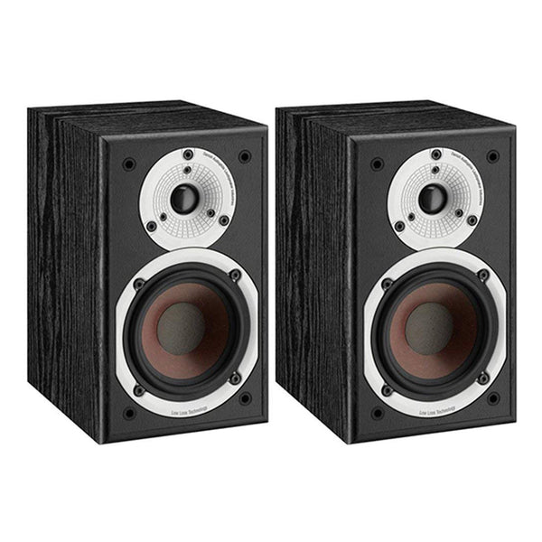 Dali: Spektor 1 Bookshelf Speakers (Pair) - Black Ash