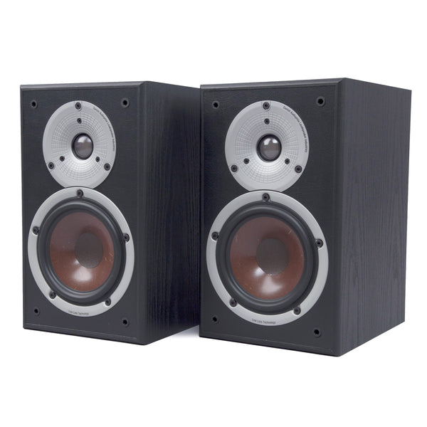 Dali: Spektor 2 Bookshelf Speakers (Pair) - Black Ash
