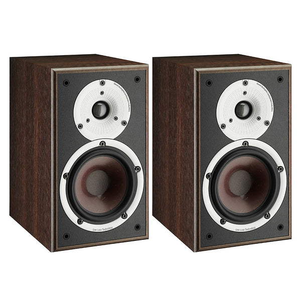 Dali: Spektor 2 Bookshelf Speakers (Pair) - Walnut