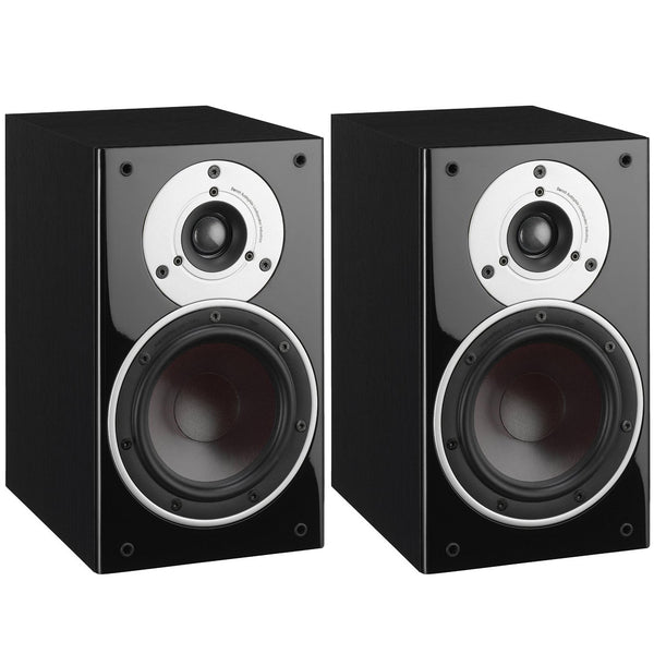 Dali: Zensor 1 Bookshelf Speakers (Pair) - Black Ash