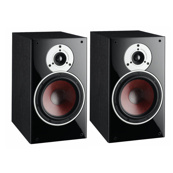Dali: Zensor 3 Bookshelf Speakers (Pair) - Black Ash