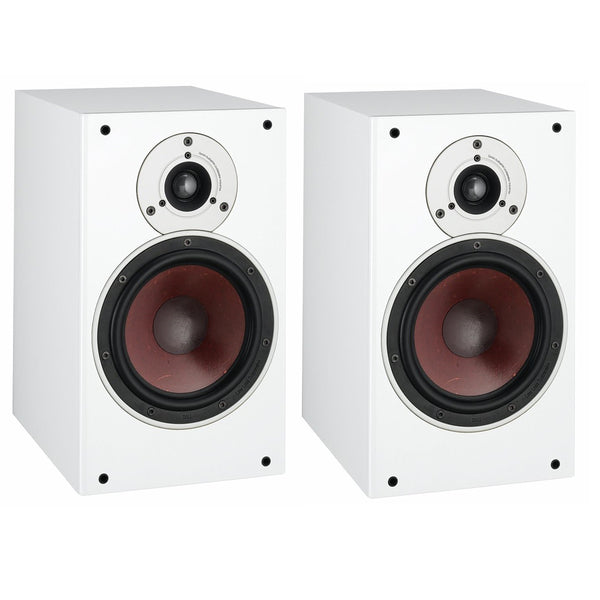 Dali: Zensor 3 Bookshelf Speakers (Pair) - White