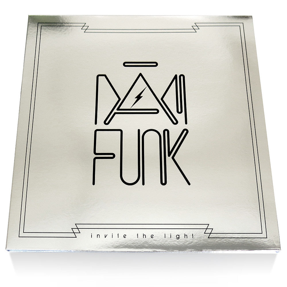 Dam Funk: Invite The Light Cover
