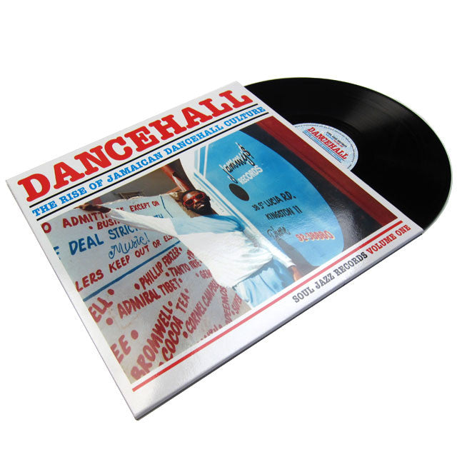 Soul Jazz Records: Dancehall: Rise of Jamaican Dancehall Culture Vol.1 2LP