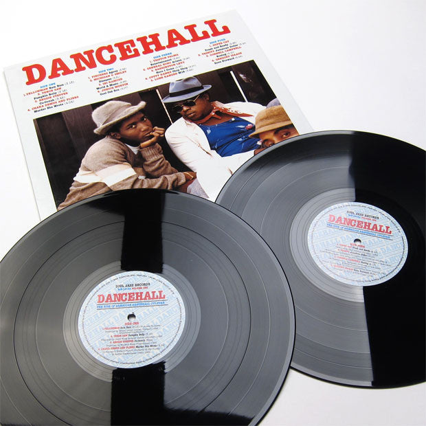 Soul Jazz Records: Dancehall: Rise of Jamaican Dancehall Culture Vol.1 2LP 2