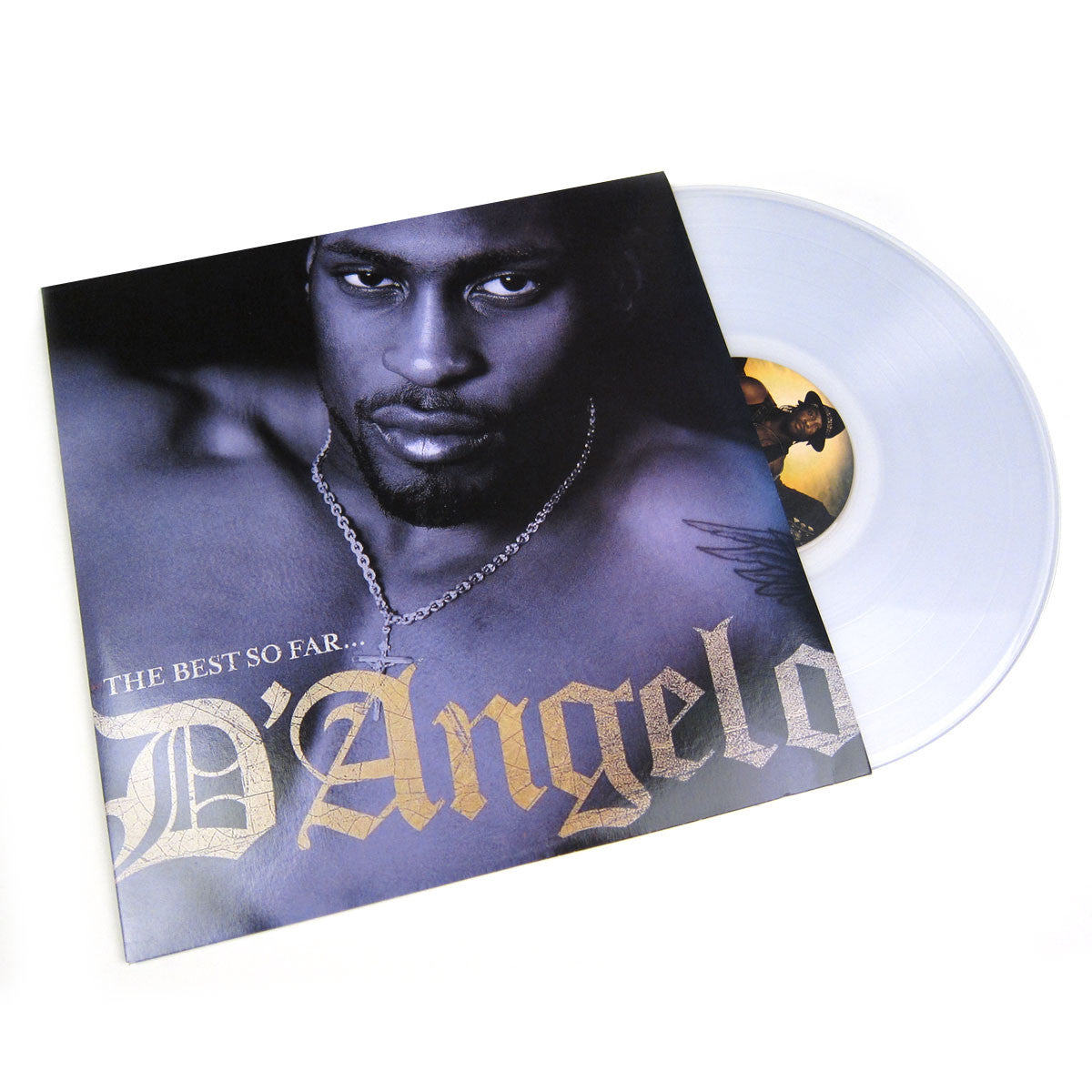 D'Angelo: The Best So Far Vinyl 2LP