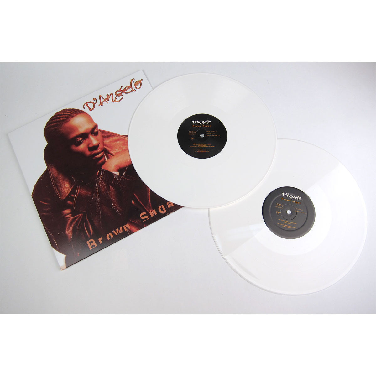 D'Angelo: Brown Sugar (Colored Vinyl) Vinyl 2LP
