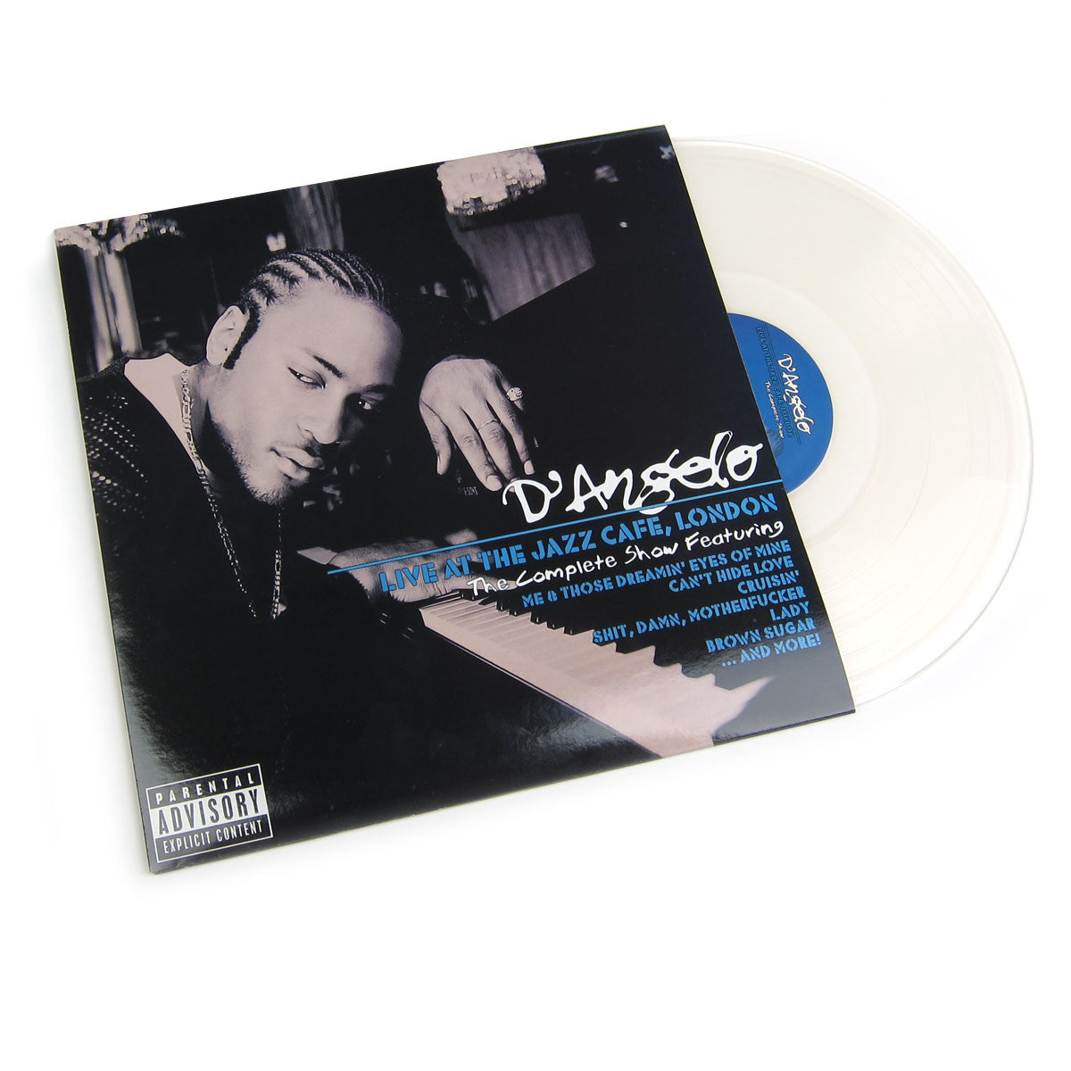 D'Angelo: Live At The Jazz Cafe, London (Colored Vinyl) Vinyl 2LP