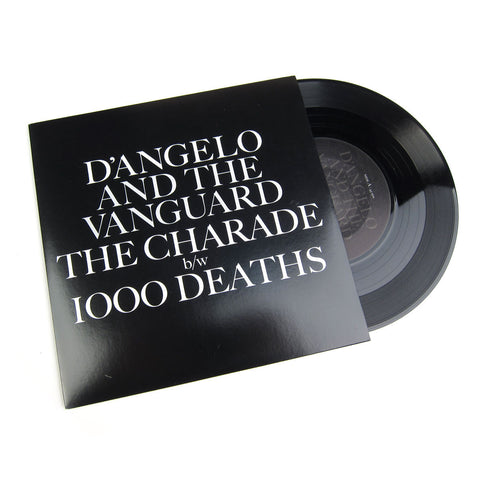 "D'Angelo: The Charade Vinyl 7"" (Record Store Day)"