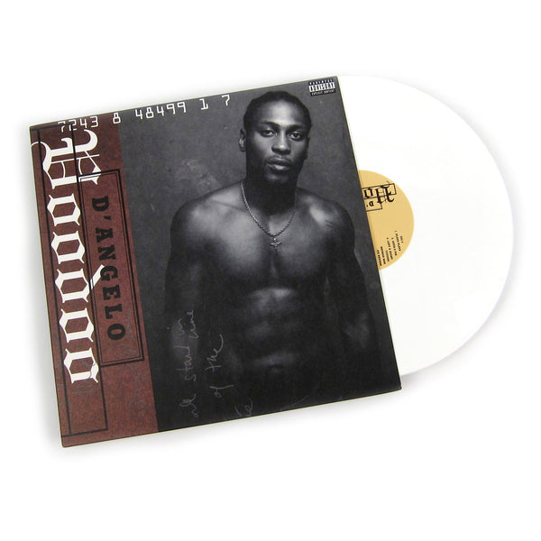 D'Angelo: Voodoo (Colored Vinyl) Vinyl 2LP