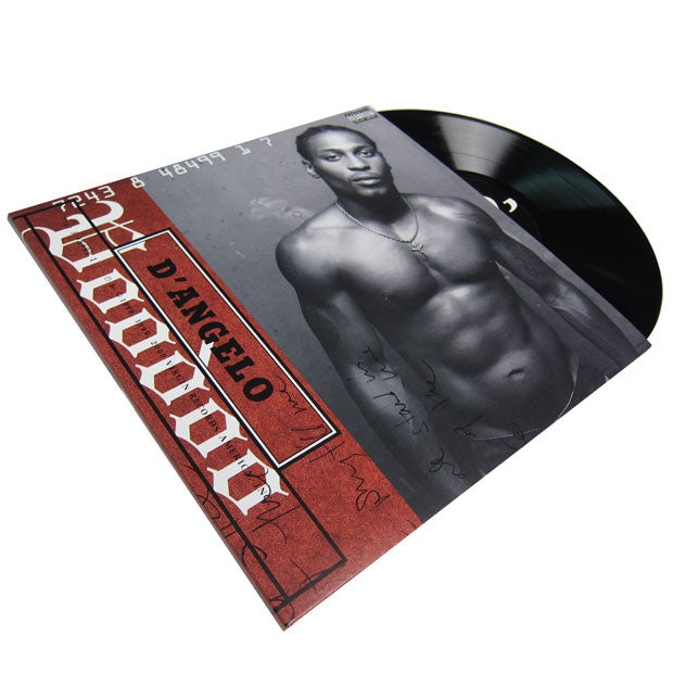 D'Angelo: Voodoo 2LP