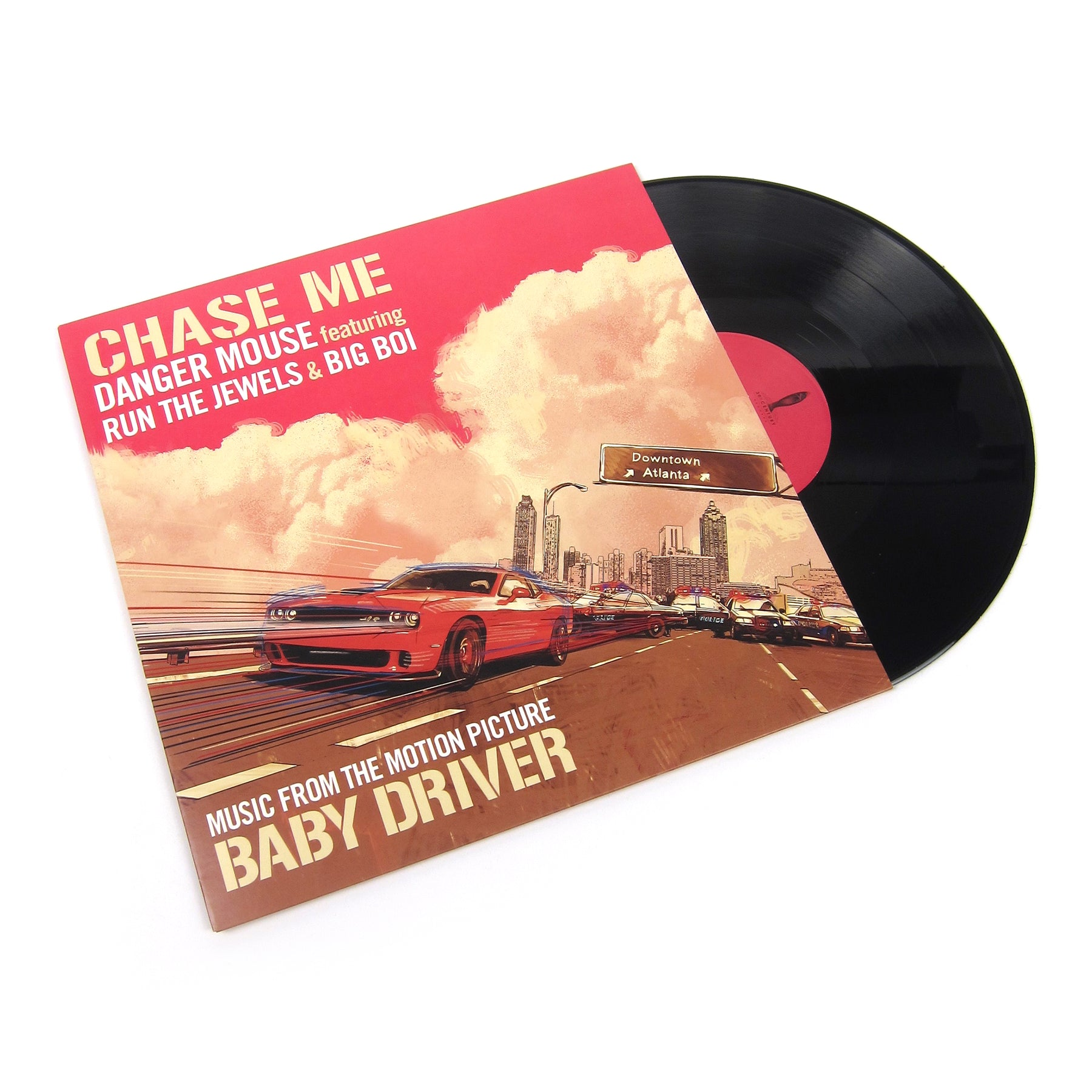 Danger Mouse Chase Me Feat Run The Jewels And Big Boi