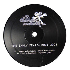 Danger Mouse: The Early Years: 2001-2003 12""
