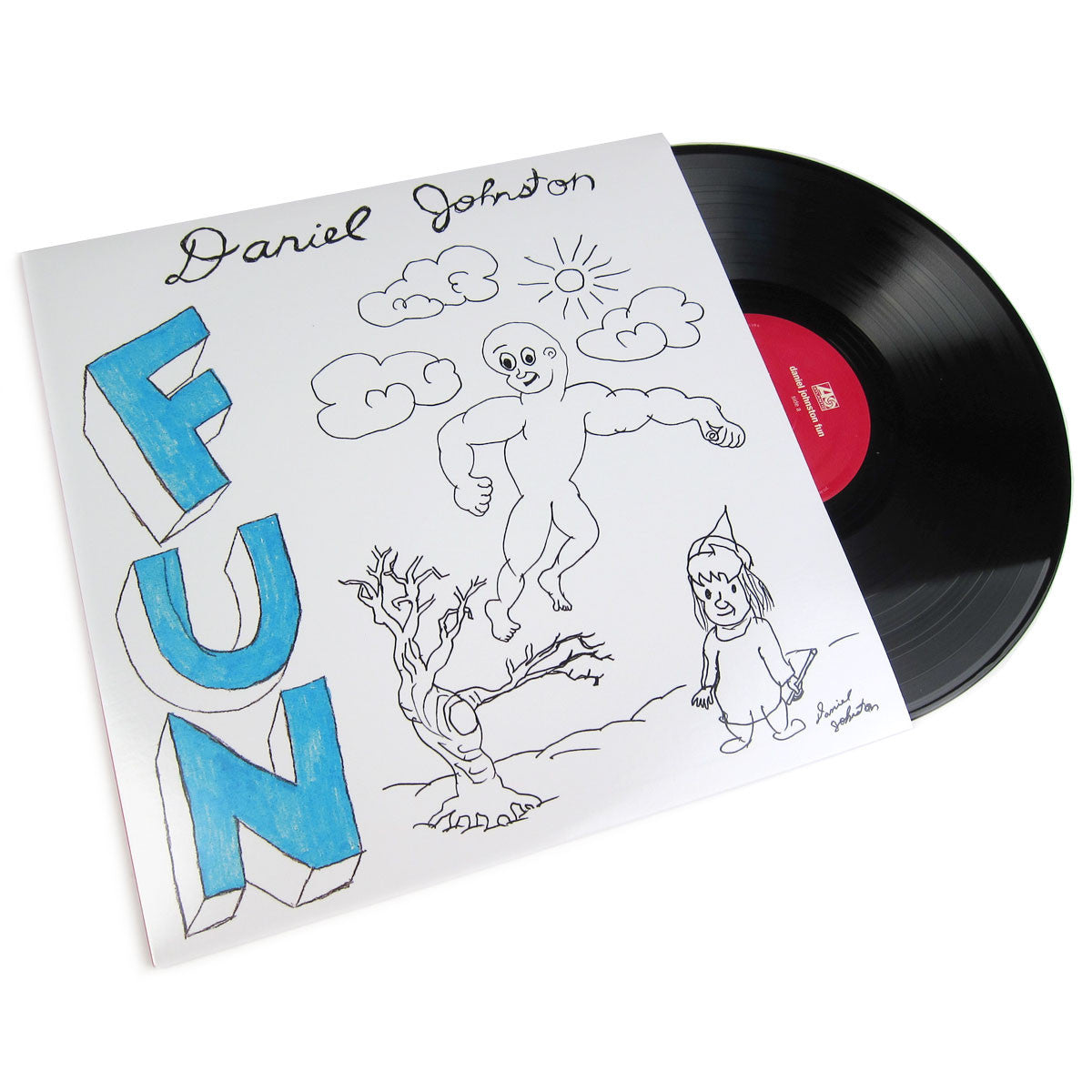 Daniel Johnston: Fun Vinyl LP