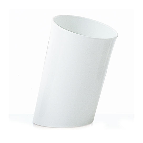 Danese Milano: In Attesa Waste Basket - White (DE3095-A10)