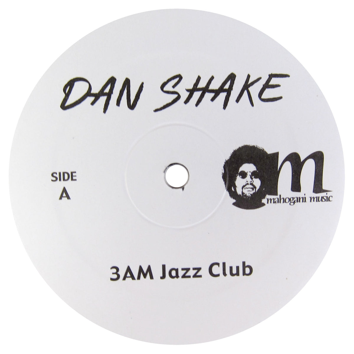 Dan Shake : 3AM Jazz Club / Thinkin Vinyl 12""
