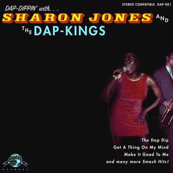 Sharon Jones And The Dap-Kings: Dap-Dippin' Remastered Vinyl LP (Record Store Day 2014)