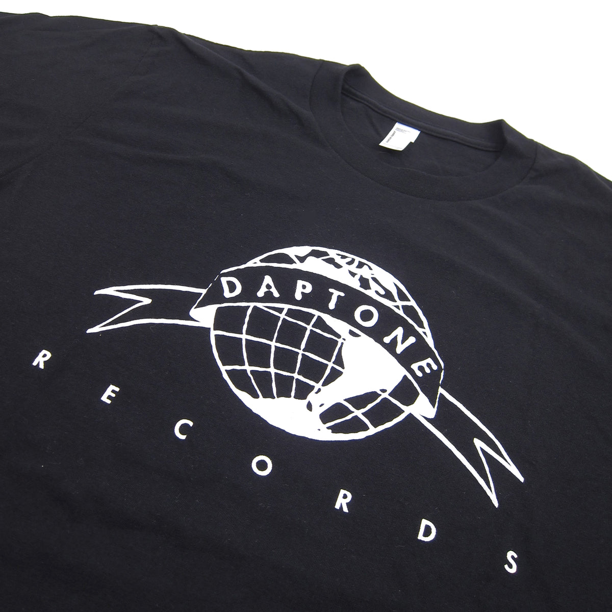 Daptone Records: Logo Shirt - Black