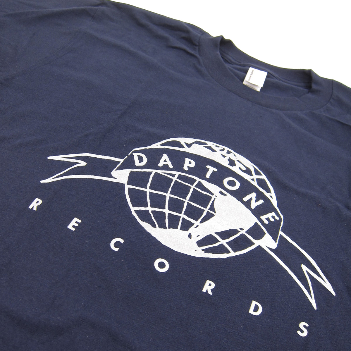 Daptone Records: Logo Shirt - Navy
